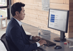 Finanzdienstleister in der Produktivitätsbibliothek