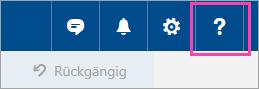 """Screenshot der Schaltfläche """"HIlfe"""""""