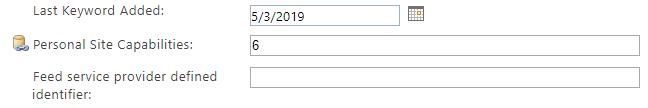 Die persönliche Website Funktionen Schecknummer.