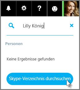 """Auf """"Skype-Verzeichnis durchsuchen"""" klicken"""