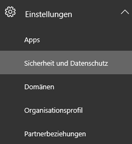 Customer Lockbox im Admin Center bearbeiten