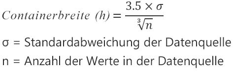 """Formel für Option """"Automatisch"""""""