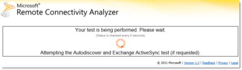 Test ausführen