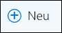 """Outlook im Web – Symbol """"Neu"""" für E-Mail-Nachricht"""