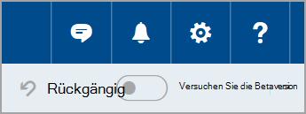 Teilnehmen an den Outlook.com-beta