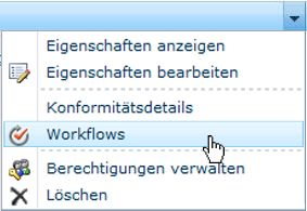 SharePoint Designer-Workflows
