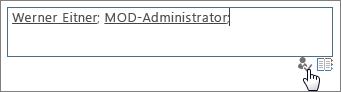 Hinzufügen des eigenen Kontos zu den Websitesammlungsadministratoren