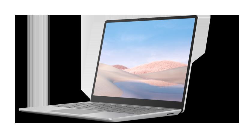 Bild des Surface Laptop Go