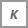 Symbol 'Kursiv'
