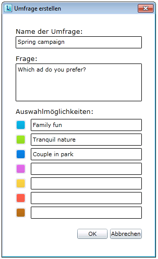 Lync-Umfragen