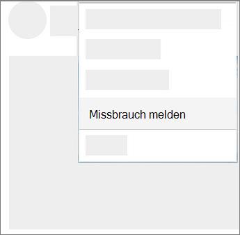 Screenshot zum Missbrauch in OneDrive