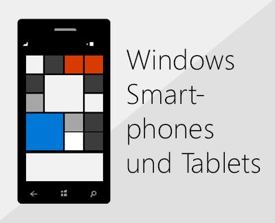 Klicken Sie hier, um Office und E-Mail auf Windows Phones einzurichten