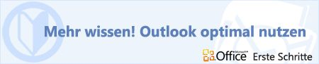 Useful feature:  Making the most of Outlook
