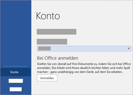 Melden Sie sich mit Ihrem Microsoft-Konto oder Ihrem Office 365-Geschäfts- oder Schulkonto an.