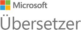Microsoft Translator-Logo