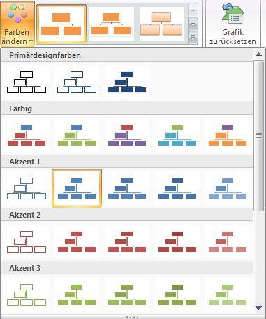 Katalogsymbol 'Farben ändern'