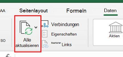 Verwenden sie Power Query in Excel für Mac