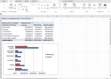 Excel Web App