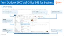 Miniaturansicht für den Leitfaden zum Umstieg von Outlook 2007 auf Office 365