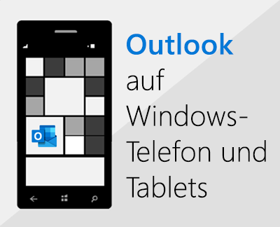 E-Mail unter Windows Phone