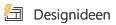 """Die Symbolleisten-Schaltfläche """"PowerPoint-Designer"""""""