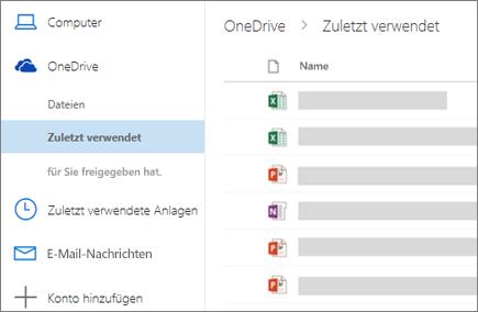 Freigeben von Dateien in Outlook im Web