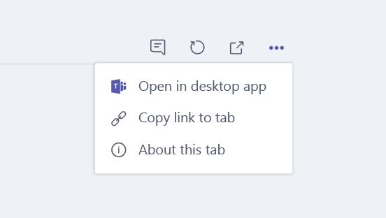 Dieser Screenshot zeigt die Optionen bei Problemen mit dem Laden einer Website.