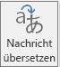 Übersetzer für Outlook-Schaltfläche