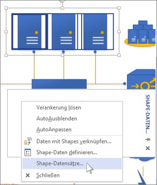 Shape-Datensätze