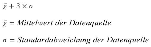 """Formel für Option """"Überlaufcontainer"""""""