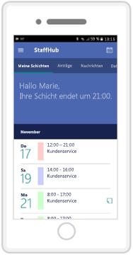 StaffHub-App