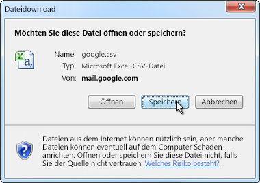 Datei herunterladen (Dialogfeld)