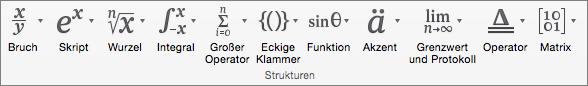 "Gruppe ""Strukturen"""