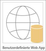 Symbol für benutzerdefinierte Access-Web App