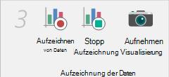 Aufzeichnen von Daten
