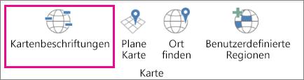 """3D-Karten-Option """"Kartenbeschriftungen"""""""