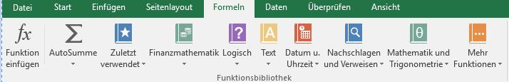 Funktionsbibliothekgruppe