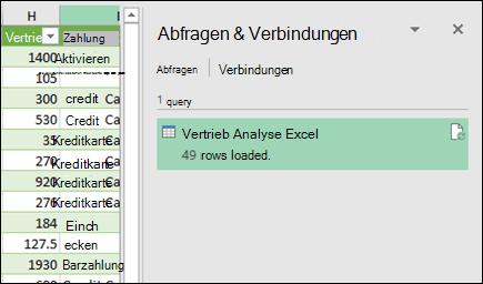 Erste Schritte Mit Get A0 Transform In Excel Excel