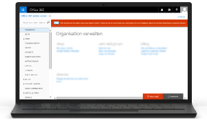 Abbildung von Office 365 Admin Center Weitere Informationen zum Office 365 Admin Center