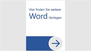 Hier finden Sie weitere Word-Vorlagen