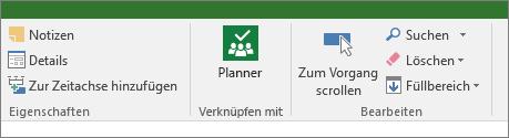 """Bild der Schaltfläche """"Planner"""" im Aufgabenmenüband"""