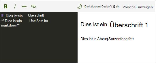 Abschlag-Webpart