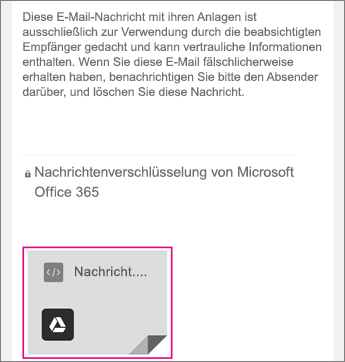 OME Viewer mit Gmail 1