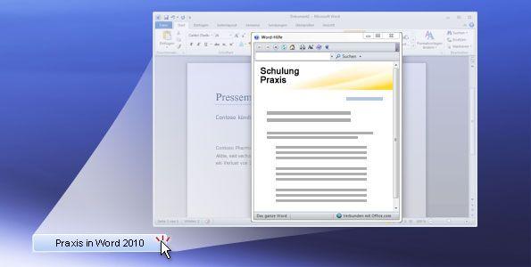 Übung zu Word2010