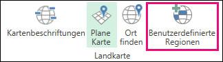 Benutzerdefinierte Regionen