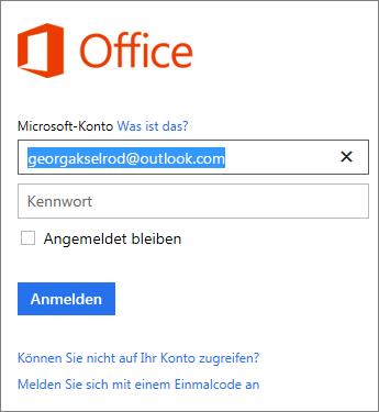 office testversion ohne anmeldung