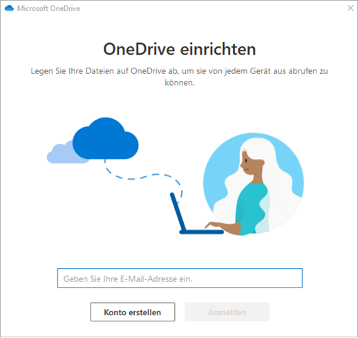Synchronisieren von Dateien mit OneDrive in Windows - Office-Support