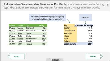 PivotTable-Tutorial