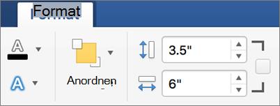BereitStellen von Höhen-und Breitenwerten