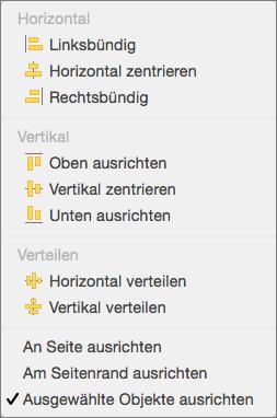 Ausrichten Von Objekten In Word Für Mac Word For Mac